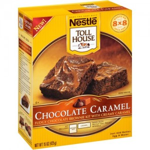 Nestle Toll House Brownies