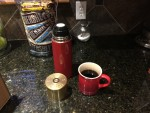 Red Shotgun Thermos Joshua Kennon