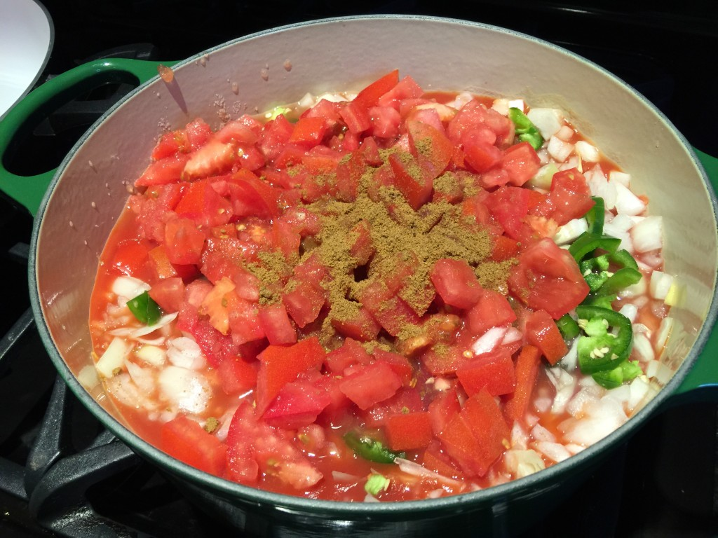 Add 2 or 3 Tablespoons of Cumin to Chili Recipe