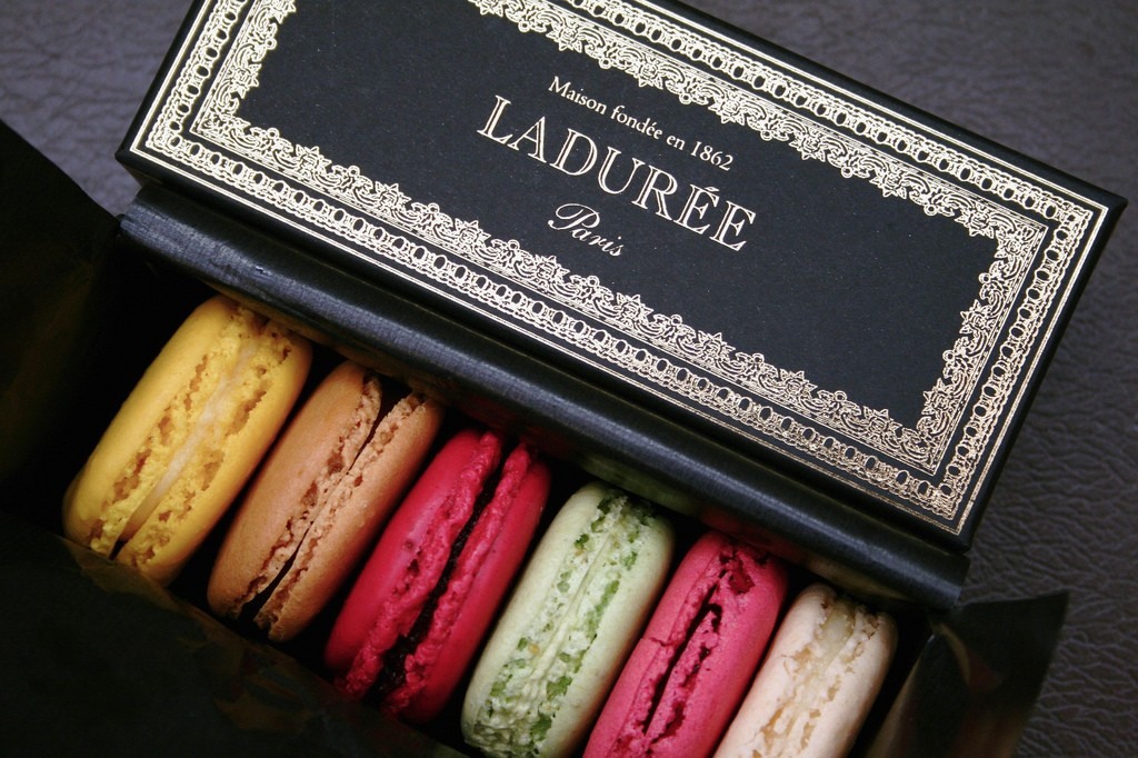 French Macarons Currency Translation