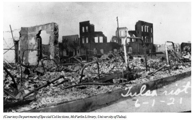 Tulsa Race Riot Official Report 3