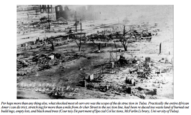 Tulsa Race Riot Official Report 4