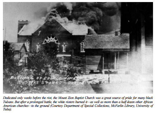 Tulsa Race Riot Official Report 6