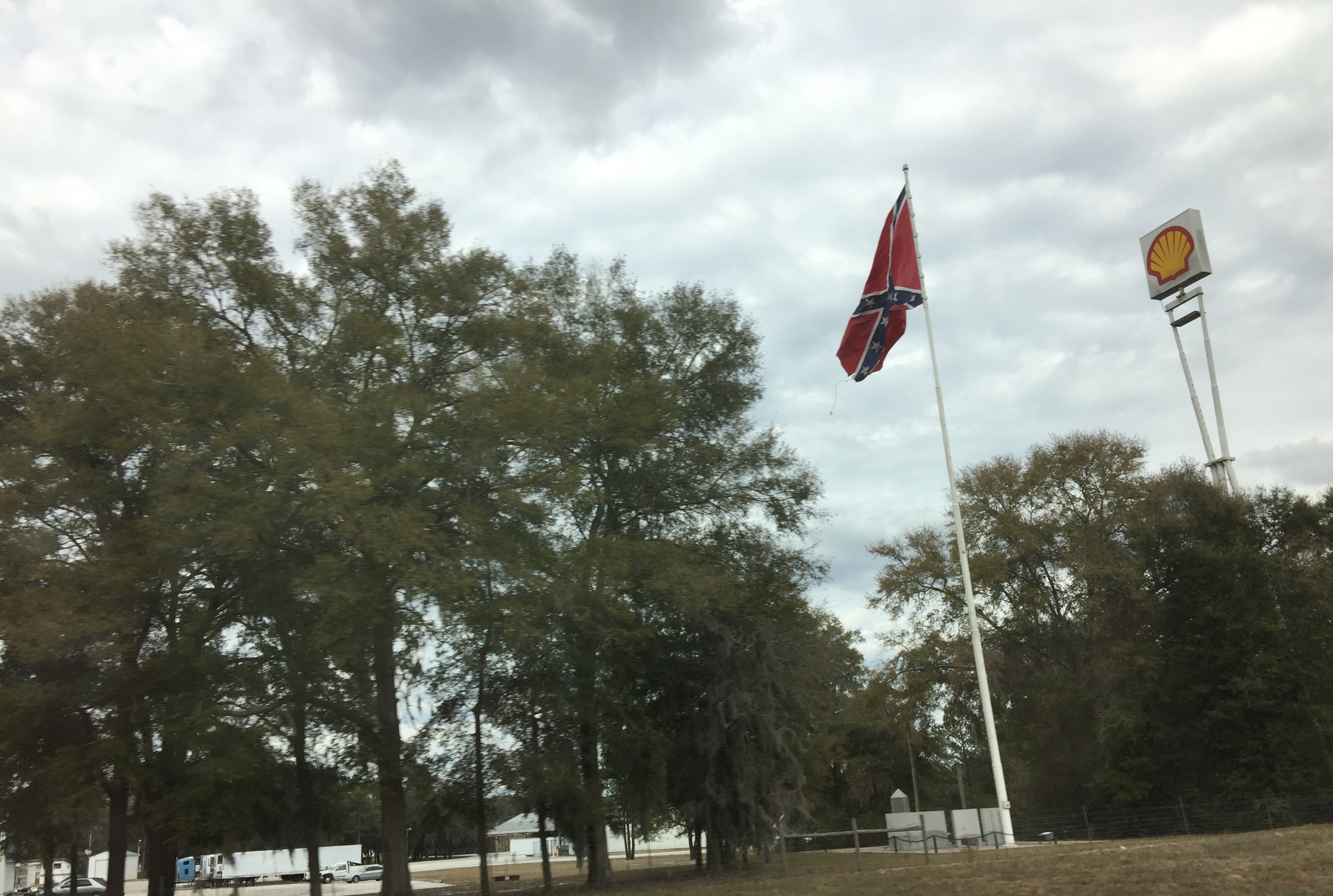 Confederate Flag Georgia