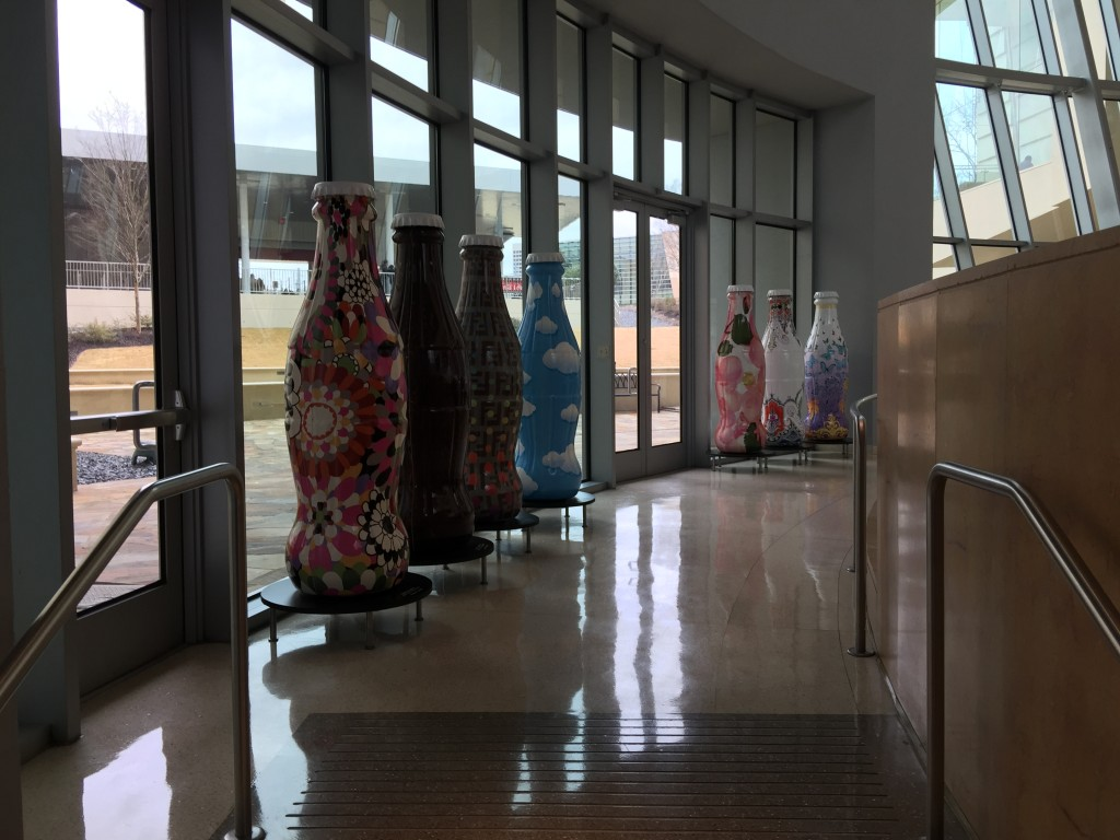 Fancy Coke Bottles World of Coke