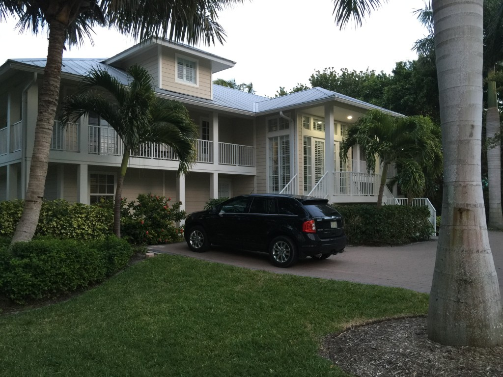 Main House Captiva Island Otter Banks Estate