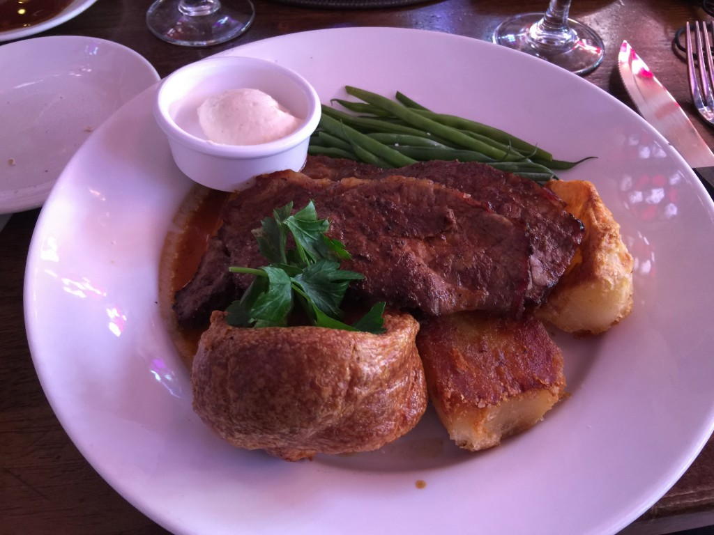 Raglan Road Downtown Disney Joshua Pot Roast