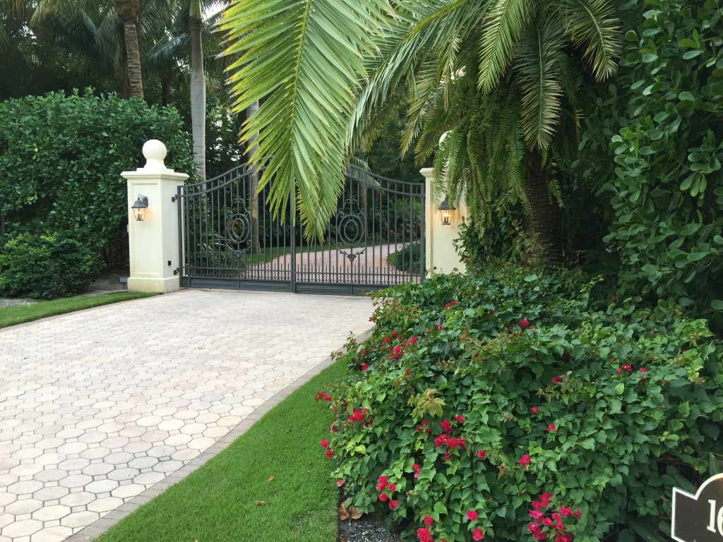 The Gate Landscaping on Captiva Island