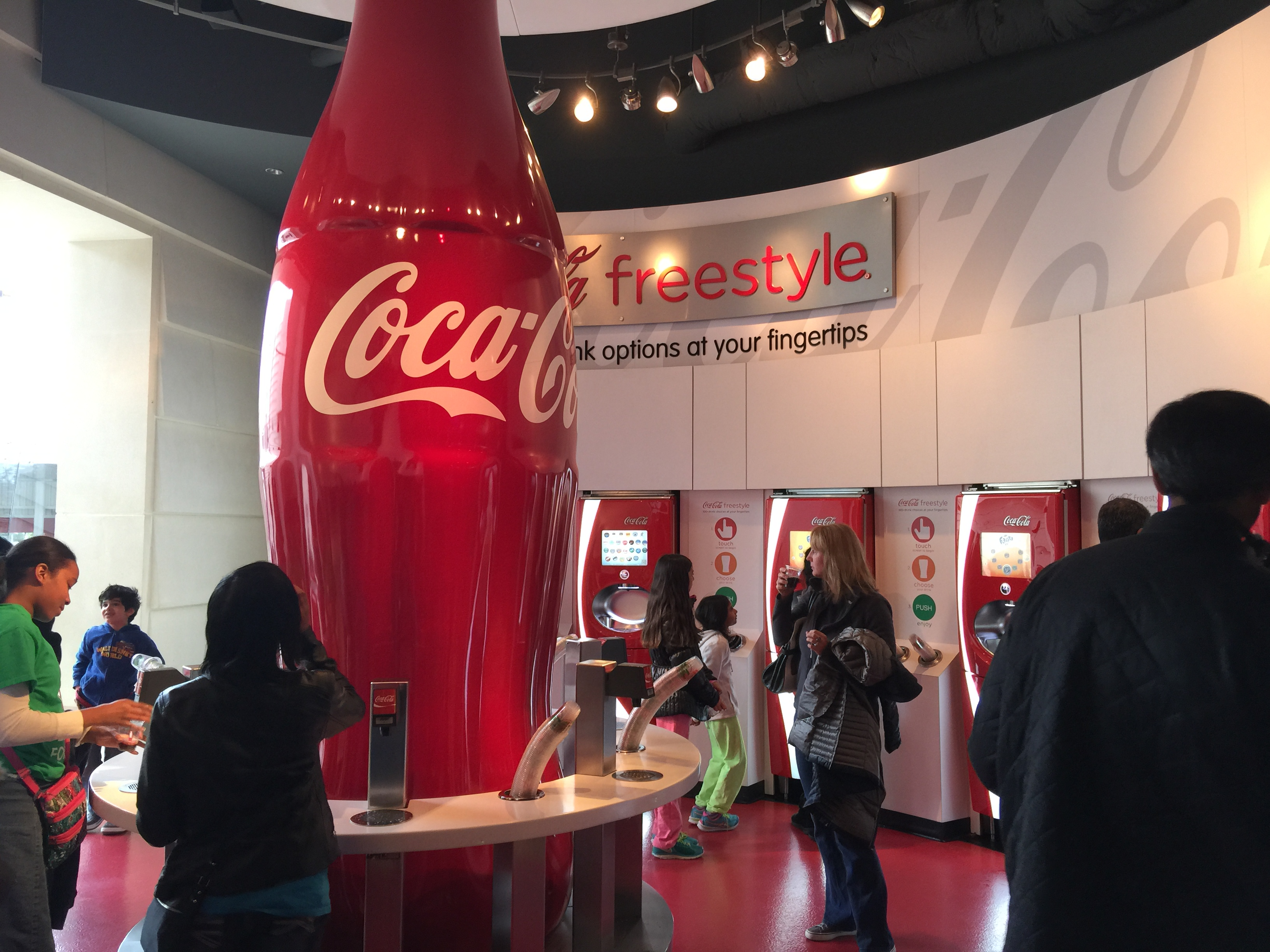 We Visited the World of Coca-Cola in Atlanta, Georgia