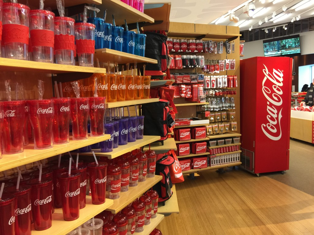 World of Coca-Cola Store