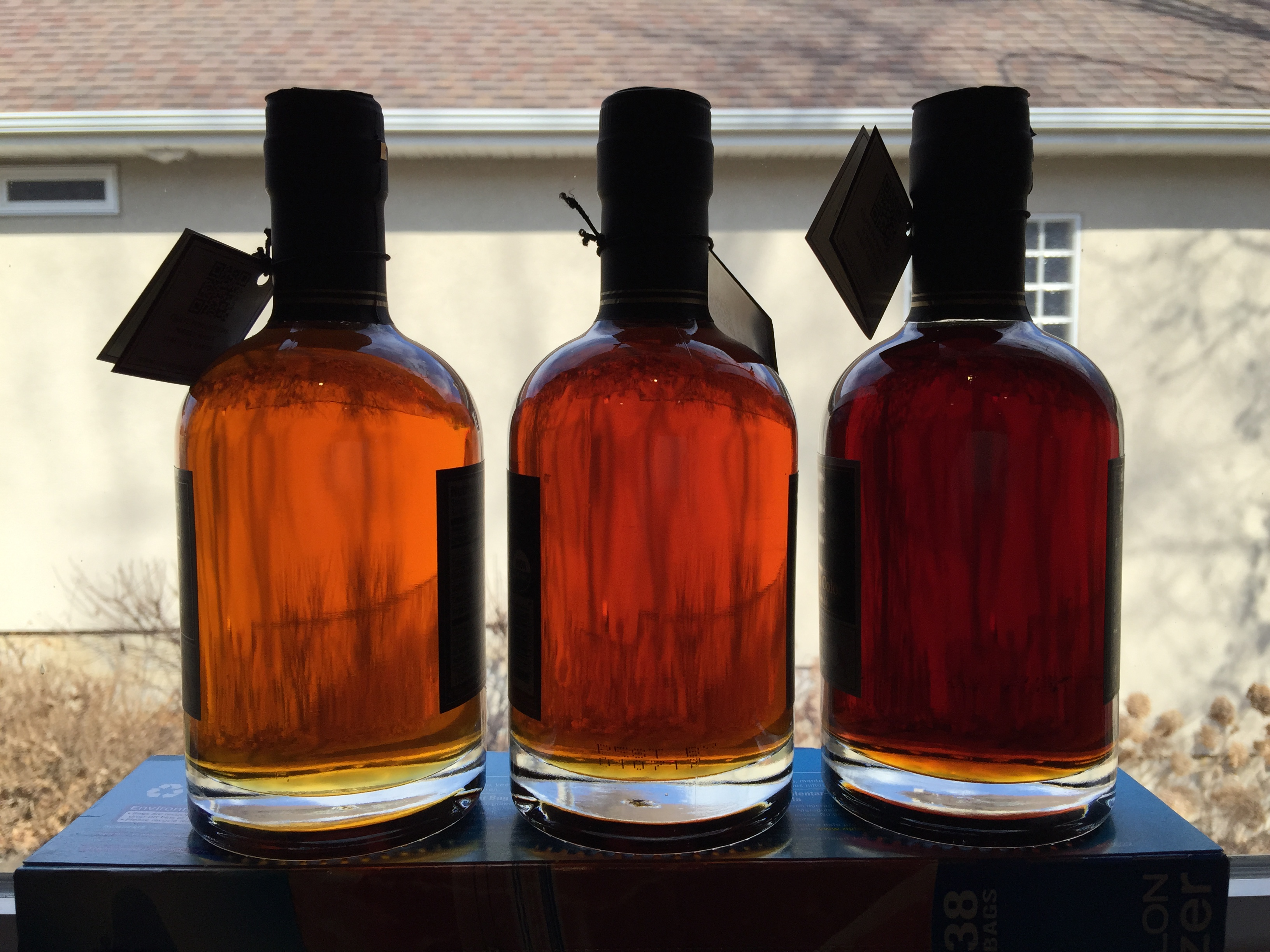 Crown Maple Syrup Colors Joshua Kennon