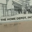 The Home Depot Stock Certificate Diversification