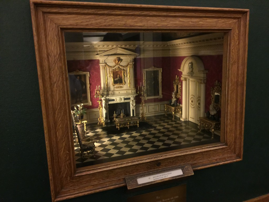 Getting Closer to Thorne Miniature Room