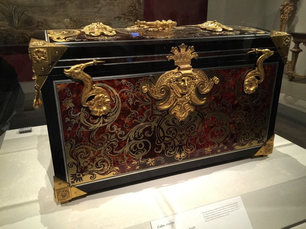 Boulle Chest Art Institute of Chicago