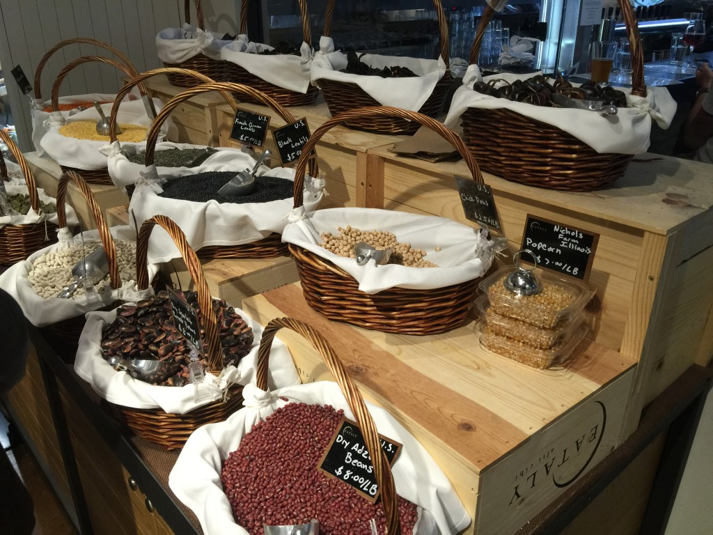 Eataly Chicago Beans