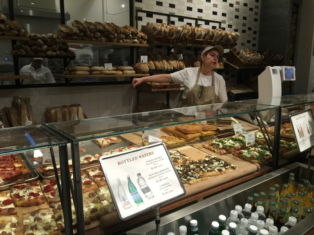 Eataly Chicago Breads and Pizza