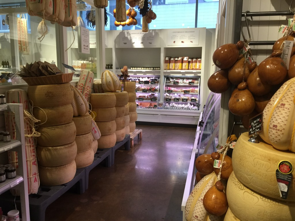 Eataly Chicago Cheese