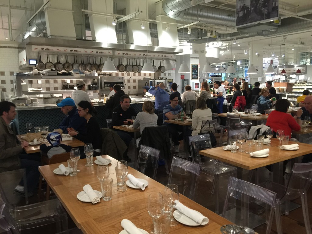 Eataly Chicago Dining