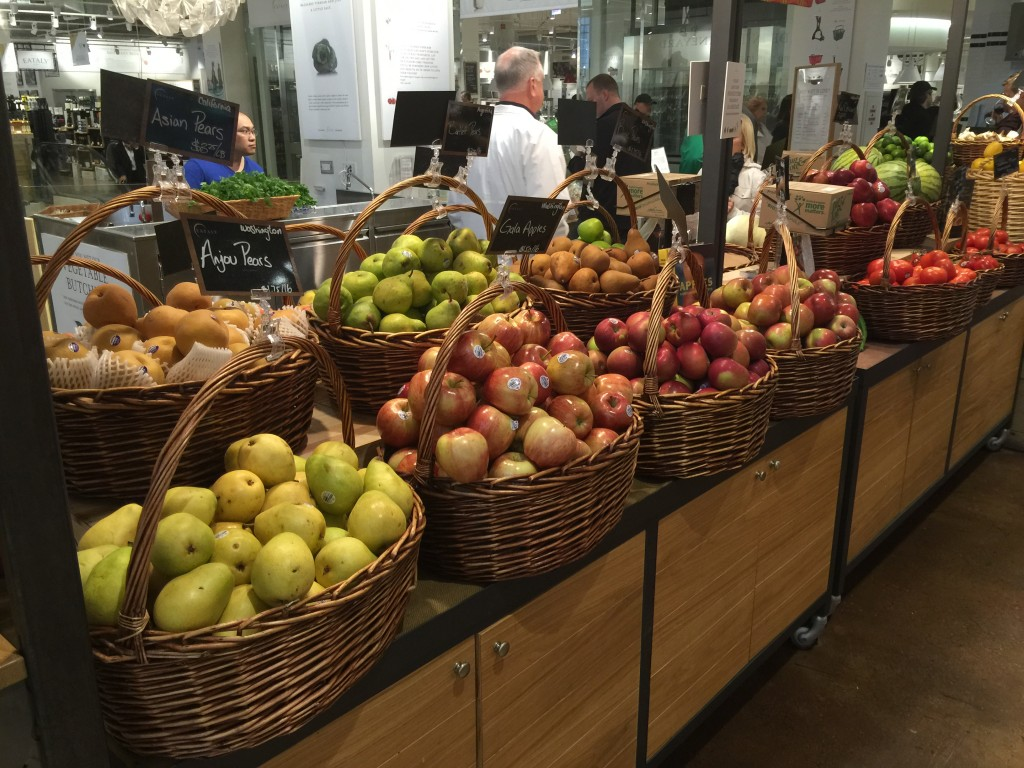 Eataly Chicago Fruits