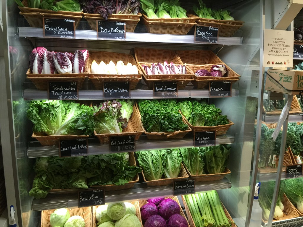 Eataly Chicago Leafy Greens