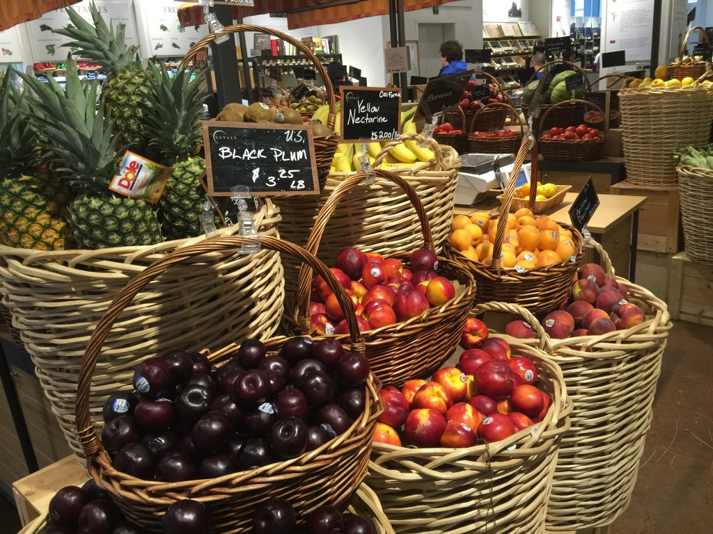 Eataly Chicago More Fruits