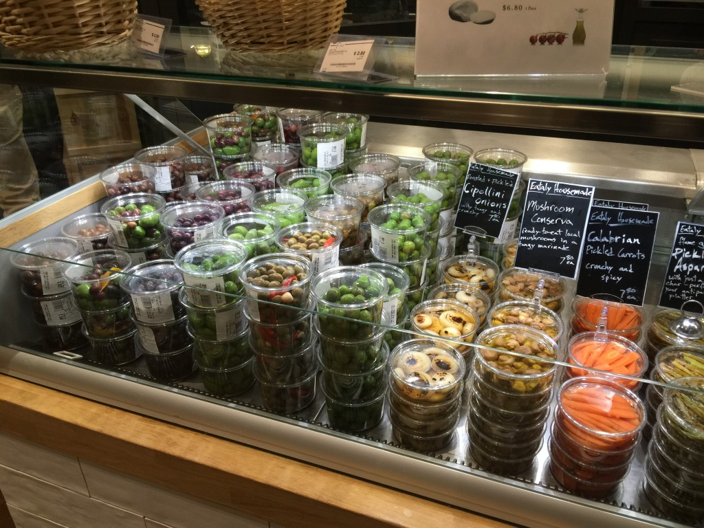 Eataly Chicago Olives