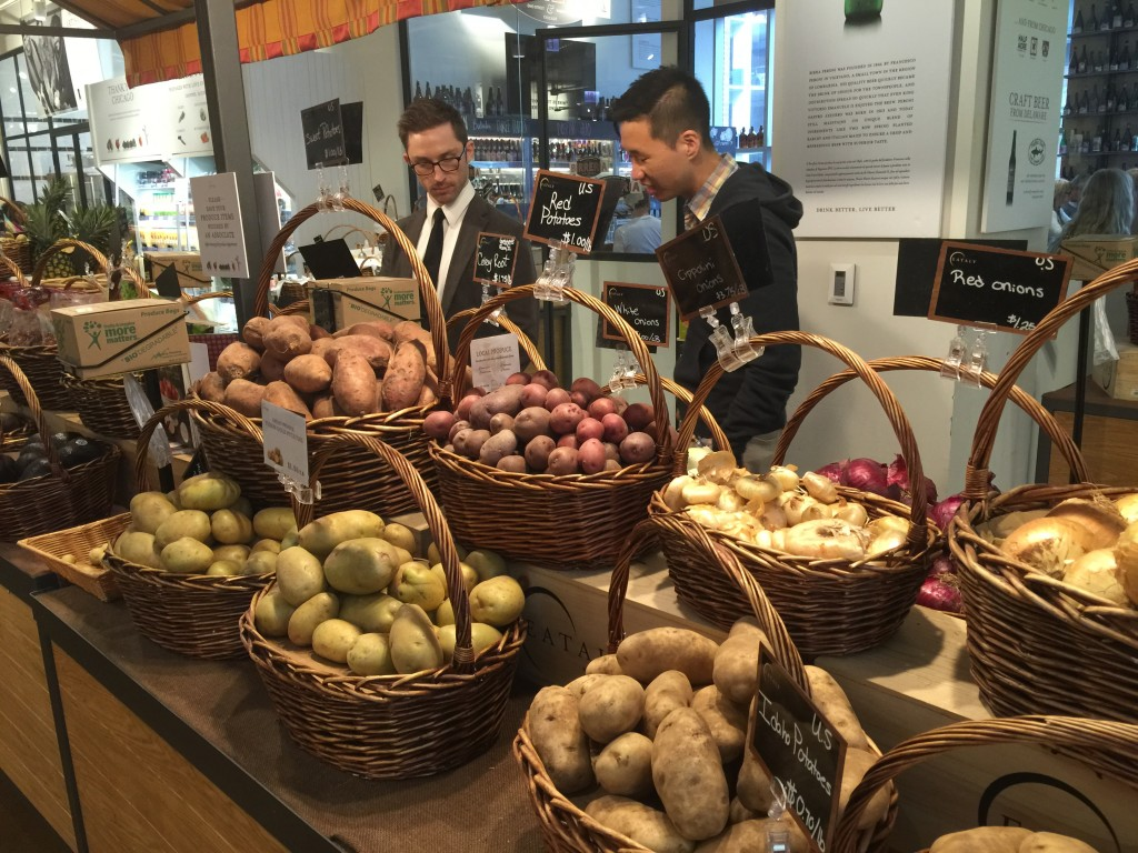 Eataly Chicago Potatoes