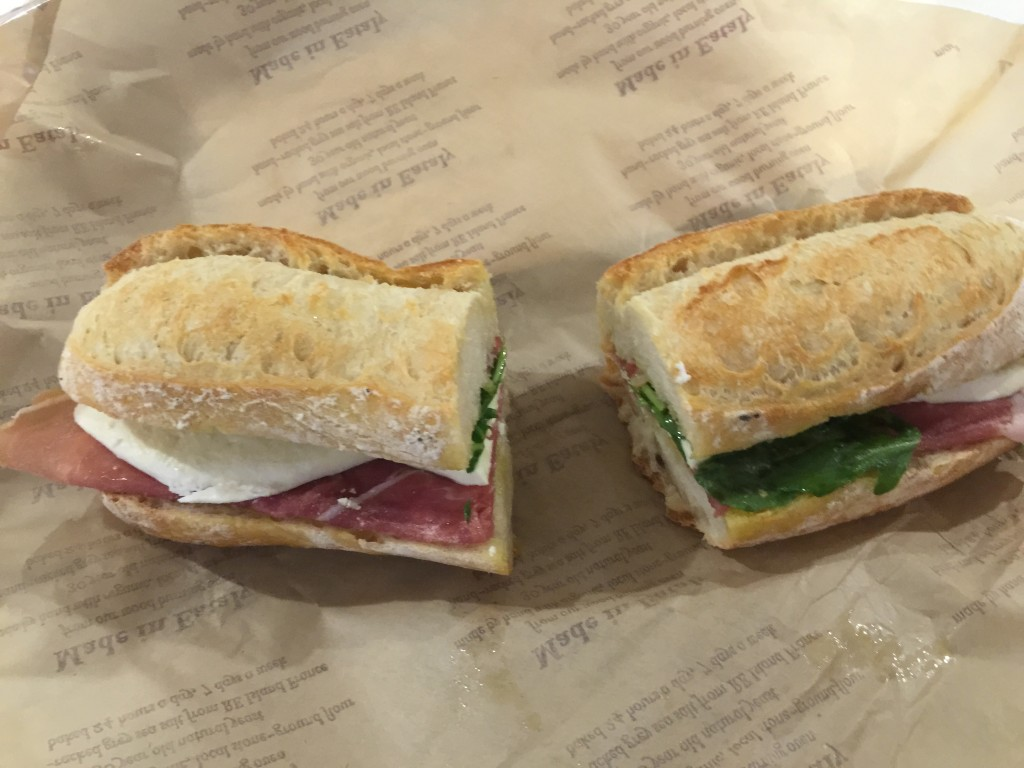 Eataly Chicago Sandwich
