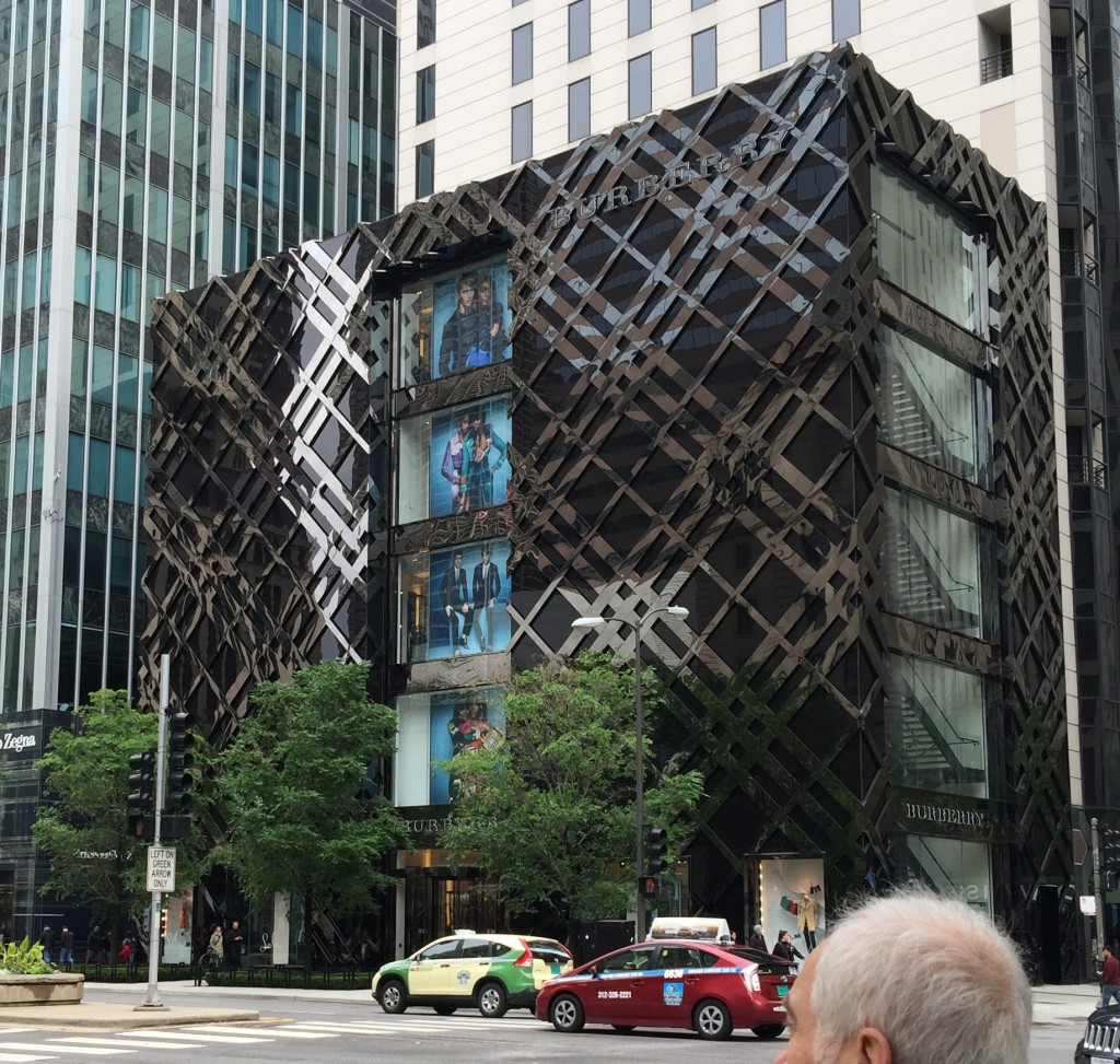 The Burberry Building Chicago Magnificent Mile Joshua Kennon