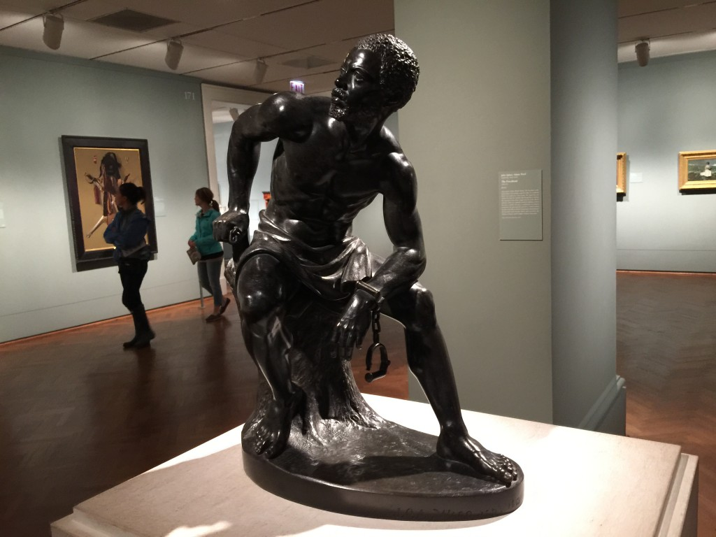 The Freedman Bronze Art Institute of Chicago