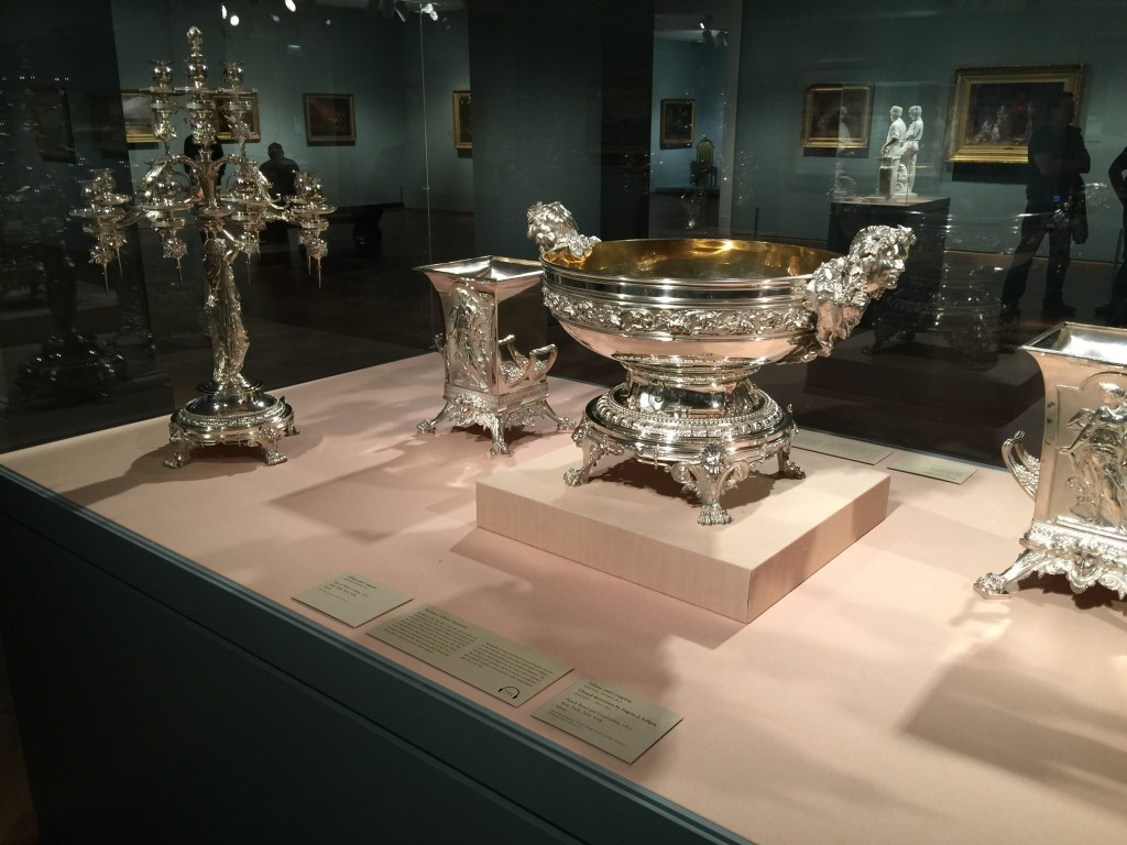Tiffany and Company Silver Art Institute of Chicago