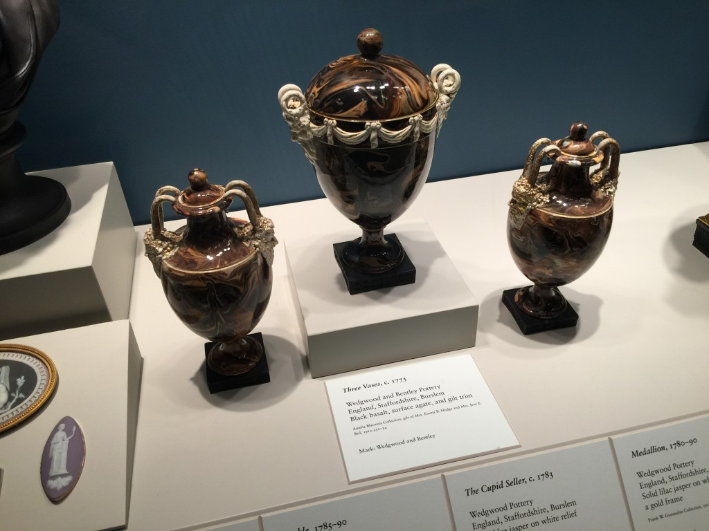 Wedgwood Pottery 1773 Art Institute of Chicago