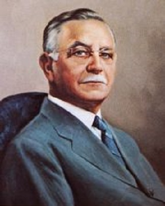 George Bunting Noxzema