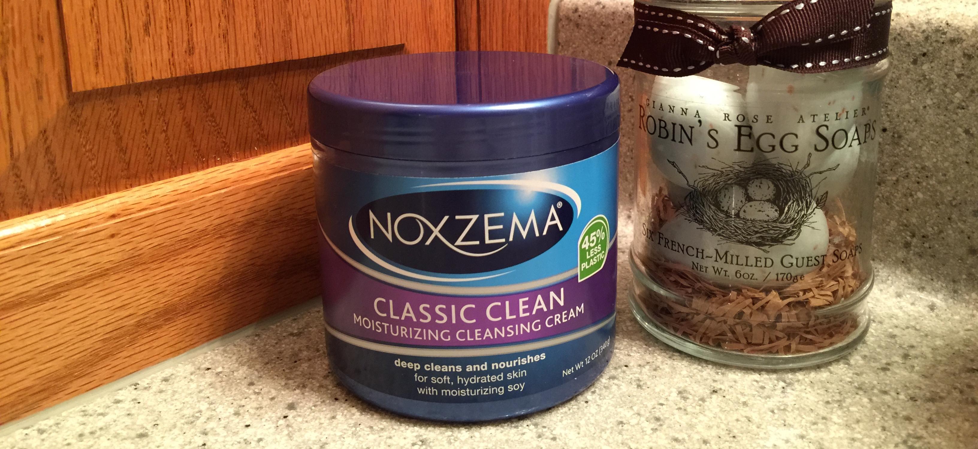 Noxzema Moisturizing Cleansing Cream
