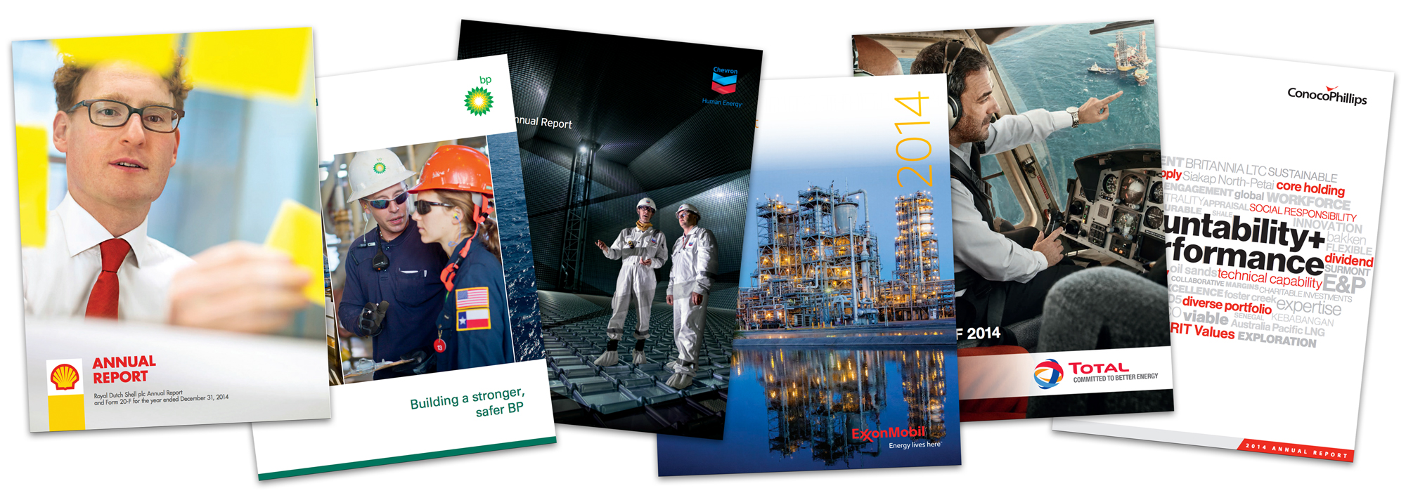 Basket of Oil Annual Reports Joshua Kennon Investing