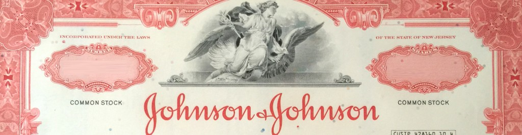 johnson and johnson mergers and acquisitions history