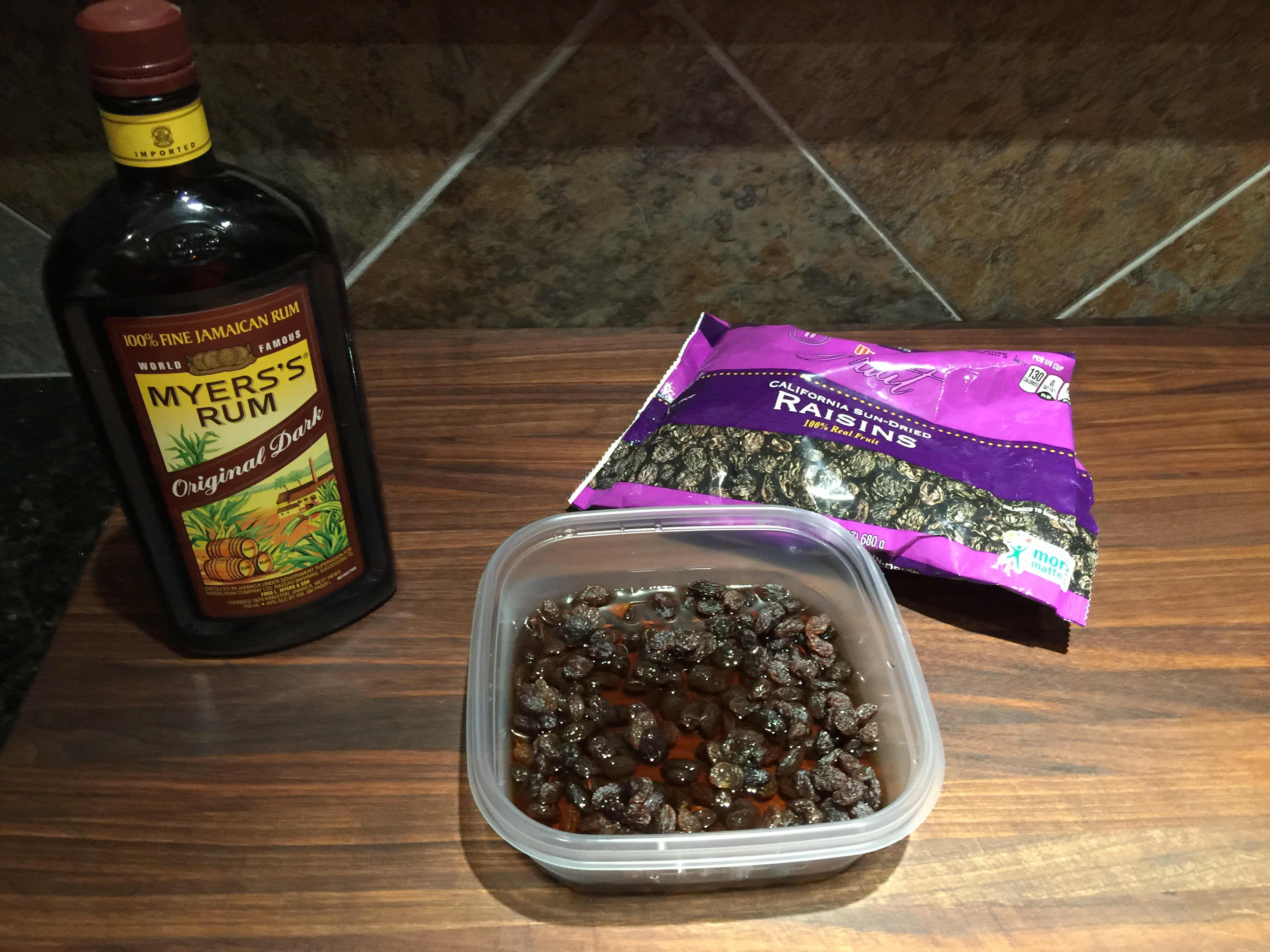 Rum Raisin Ice Cream Recipe Soaking Raisins