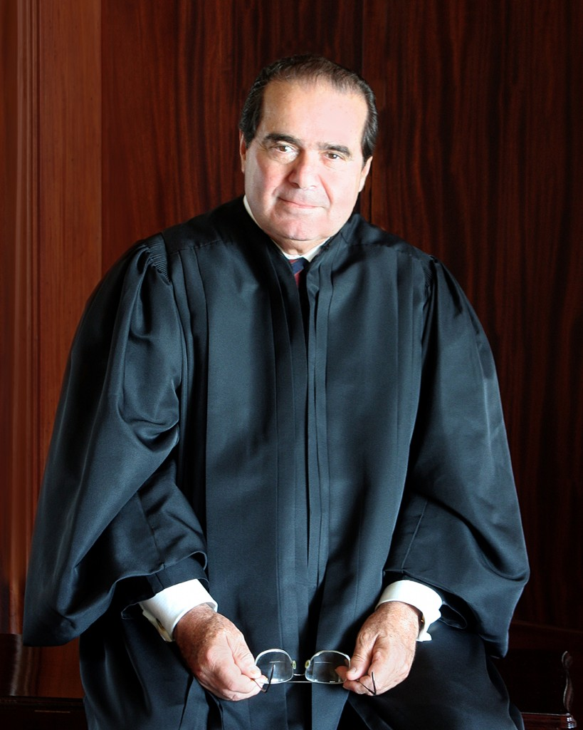 Thoughts on the Death of Supreme Court Justice Antonin Scalia