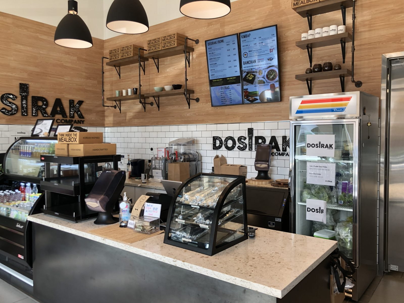 Dosirak Company in Irvine California - Korean Boxed Lunches