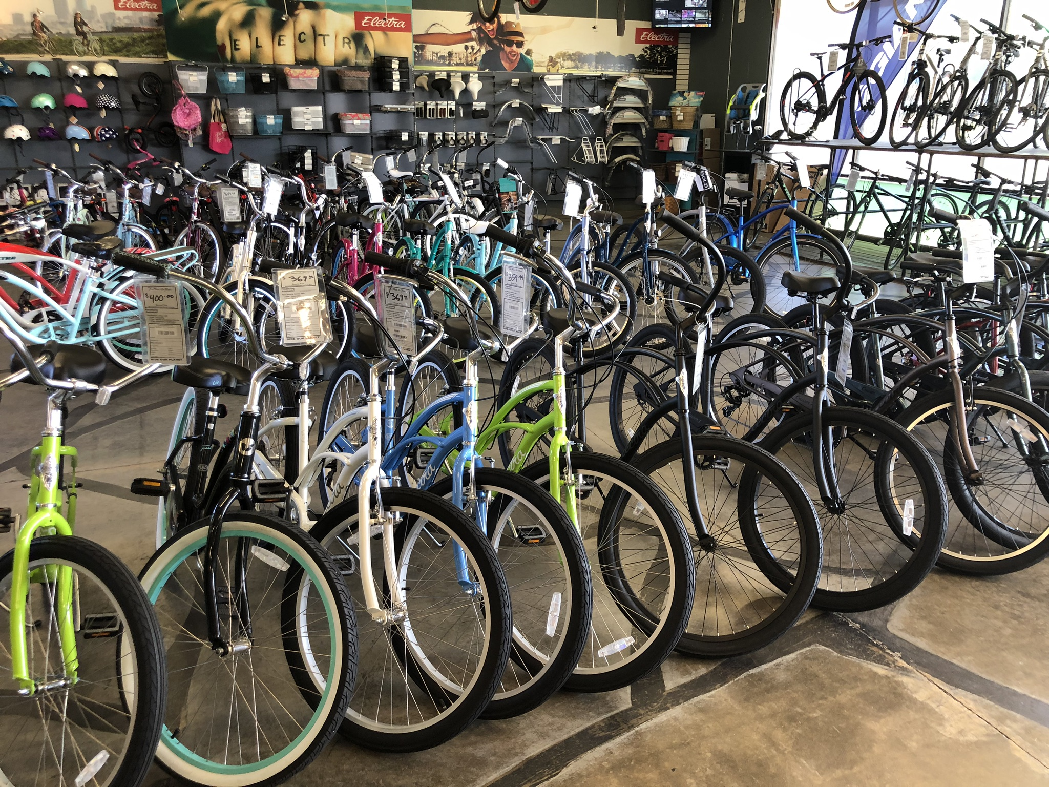 Bicycle Store in Costa Mesa California 1