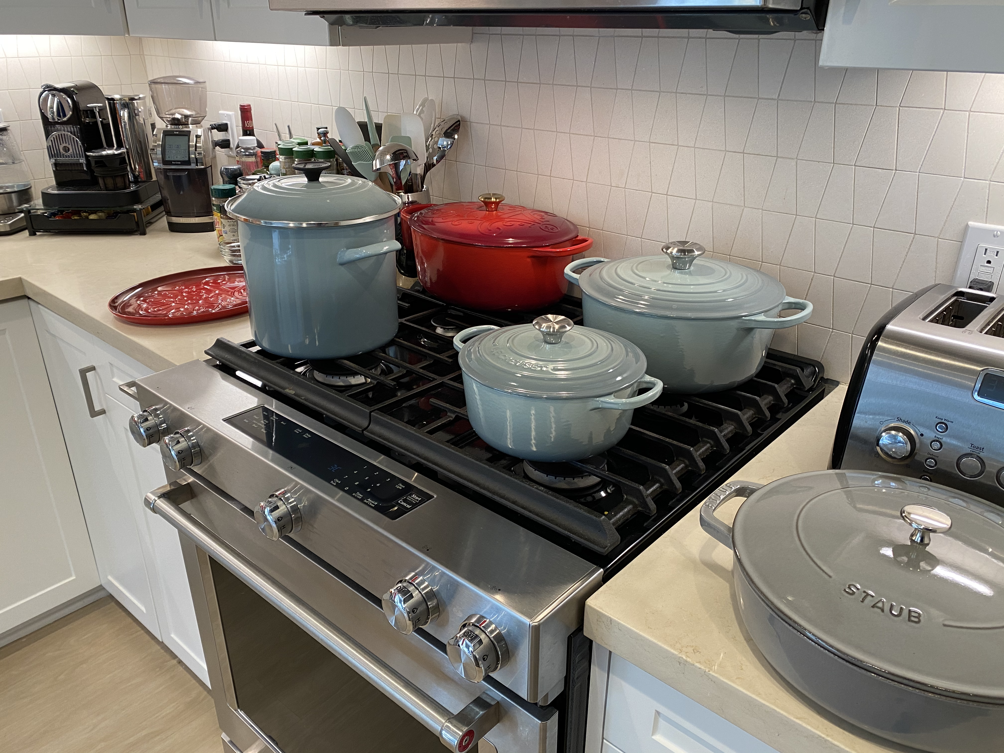 Le Creuset Inventory and Organization Project II